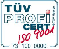 CORSO CERTIFICATO TÜV HESSEN PER AUDITOR INTERNI ISO9001:2015
